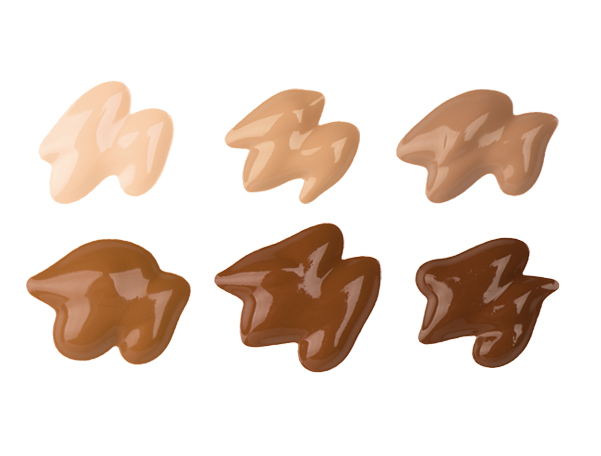 thin lizzy flawless foundation how to find colour